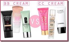 BB Cream y CC Cream