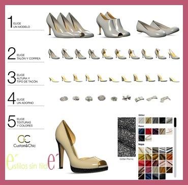 Custom&Chic o cómo personalizar zapatos 6