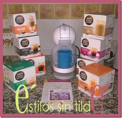 Nescafé Dolce Gusto Mini Me:Relaxing cup of café en mi casa 1