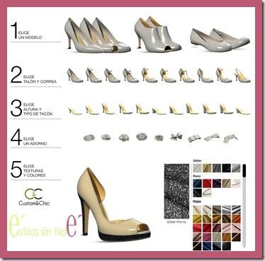Custom&Chic o cómo personalizar zapatos