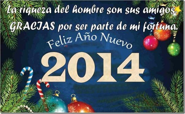 FELIZ AÑO 2014!!!!!! 1