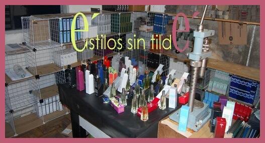 Perfumes falsos, cuidado con la salud 1
