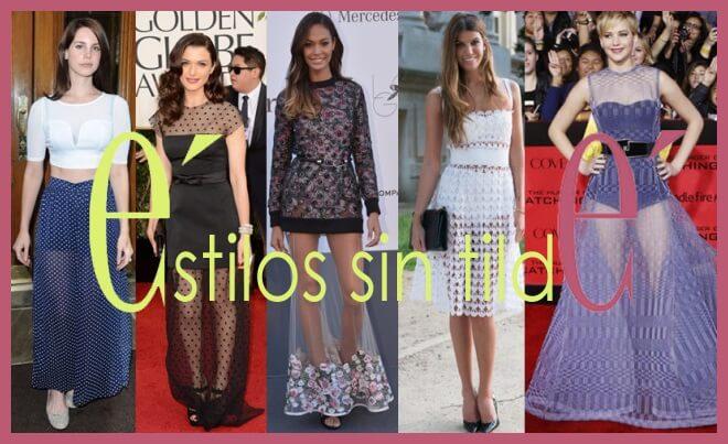 Faldas cristal, una tendencia complicada 1