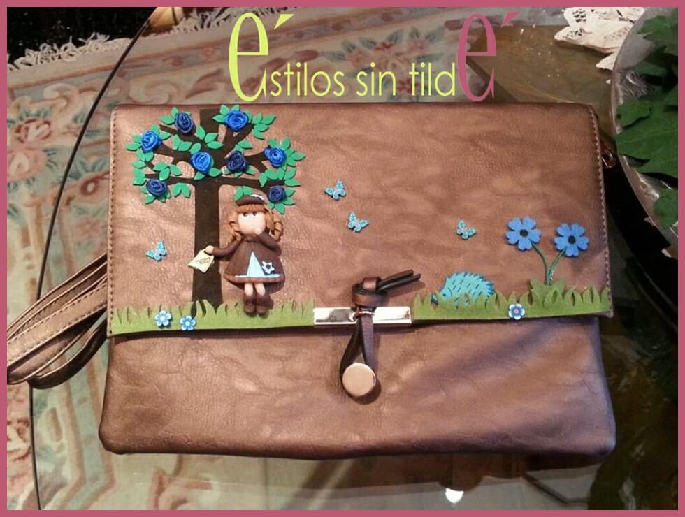 Mi nuevo bolso de El Jardín del Edén 10