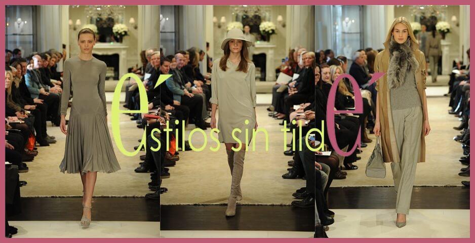 Nueva colección Ralph Lauren, elegancia innata 1