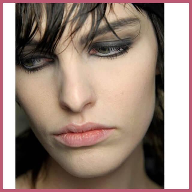 Maquillaje en clave punk 2