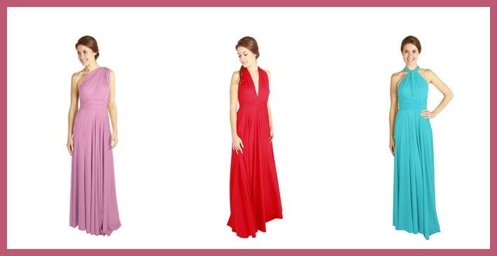 Rojo Carmesí, 26 formas de ponerse un vestido
