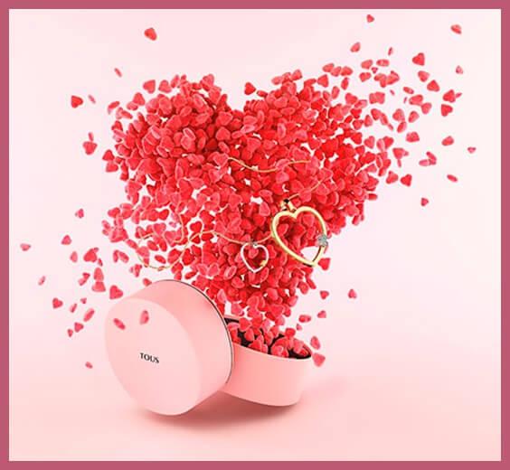 TOUS presenta sus joyas más románticas 9