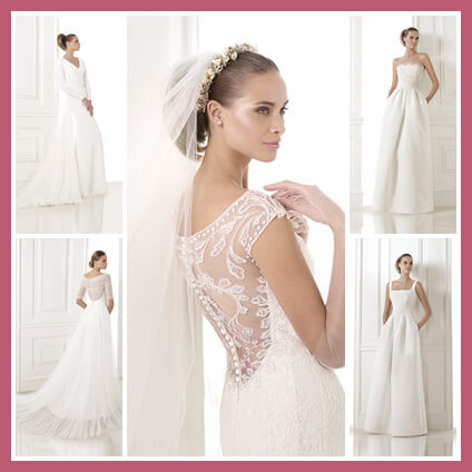 Vestidos novia PRONOVIAS 2015 1