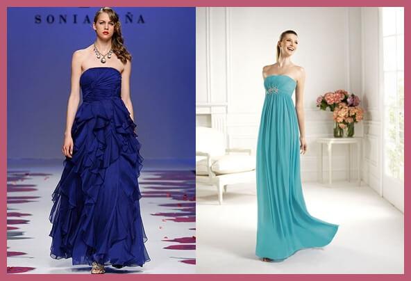 Colores de moda invitadas a una BODA 1