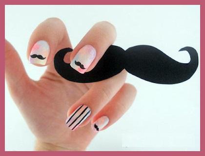 MANICURA Moustache