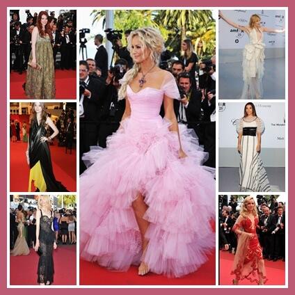 Las peor vestidas del Festival de Cannes 2014  1