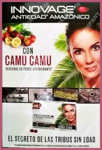 Camu Camu, el mejor ANTIEDAD