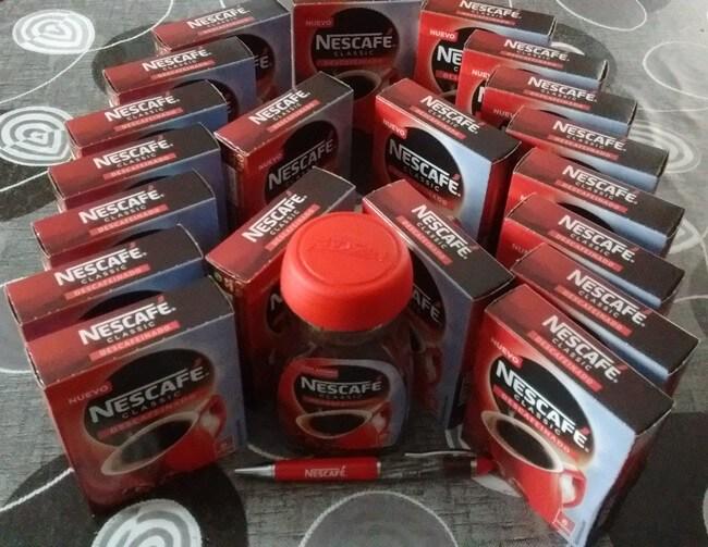 Probando Nescafé Classic descafeinado, #DEScafeinadoConAgua