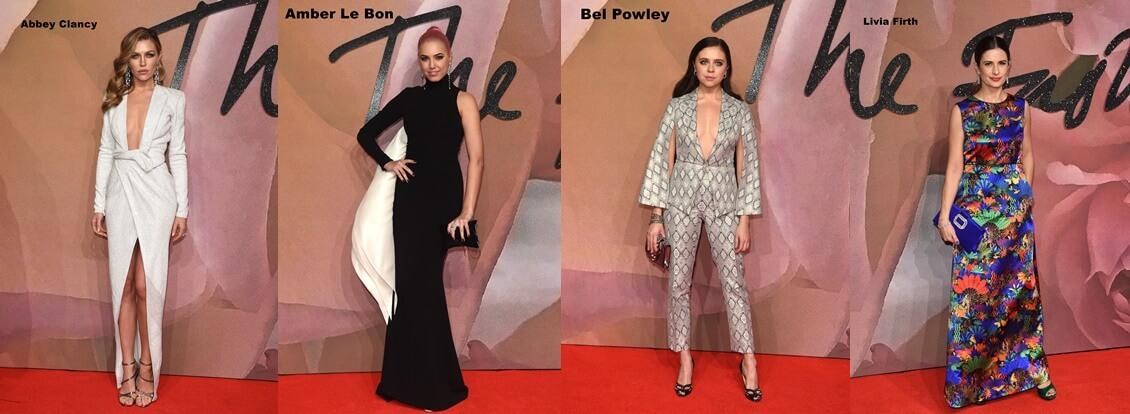 Fashion Adwards 2016, los diferentes looks 2