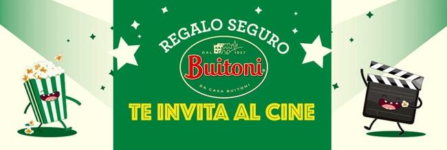 Al Cine Gratis con Buitoni