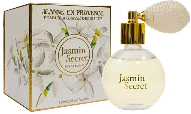 Jasmin Secret de Jeanne en Provence, ¡bienvenido Verano!