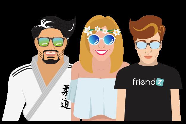 Friendz, la App que te compensa por hacer fotos