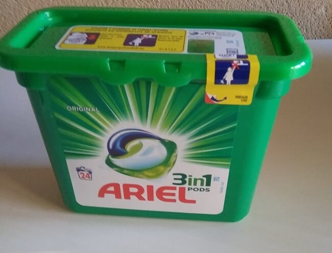 Review de Ariel 3en1 PODS y Lenor UNstoppables