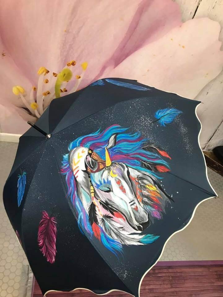 Para Días Grises, Paraguas de Colores