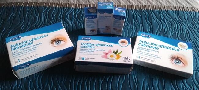 Review de los productos de Salud Ocular Careplus