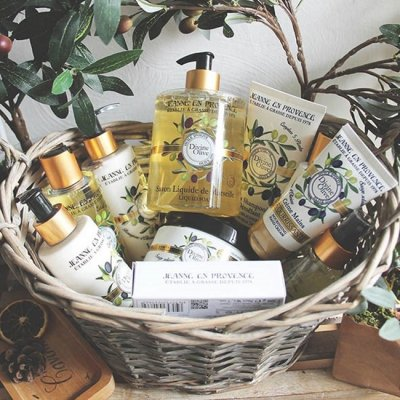 Jeanne en Provence Divine Olive, un auténtico placer para la piel