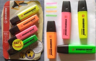 Review productos Stabilo de Be to Be Franquicias