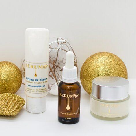SERUMlife presenta una gama completa de 5 productos y 4 packs para regalar estas navidades 7