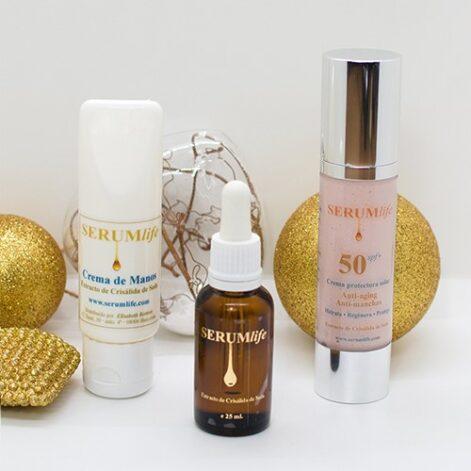 SERUMlife presenta una gama completa de 5 productos y 4 packs para regalar estas navidades 8