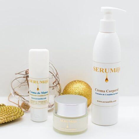 SERUMlife presenta una gama completa de 5 productos y 4 packs para regalar estas navidades 9
