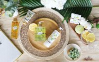 Sorteo de 3 productos Gama Verveine Agrumes de Jeanne en Provence