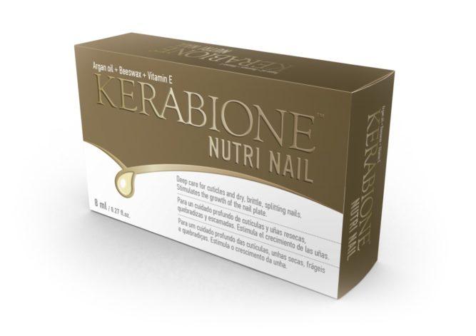 Tratamiento para uñas y cutículas de Kerabione